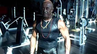 47 years old bodybuilder Giovanni Del Sant
