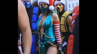 MORTAL KOMBAT VS CHRISTMAS