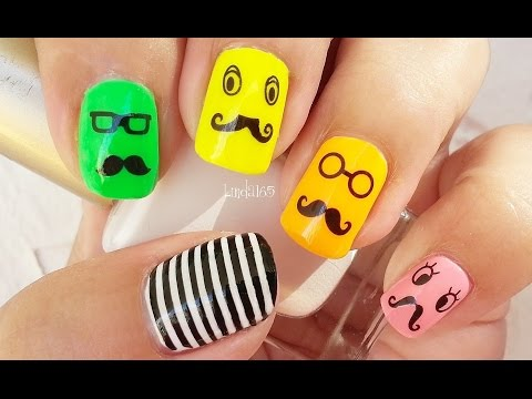 Nail Art - Three Easy Nail Accent Ideas ☼ Bundle Monster