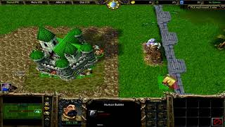 Warcraft 3   Castle fight   Human   Undead