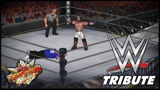 Fire Pro Wrestling World: WWE TRIBUTE!
