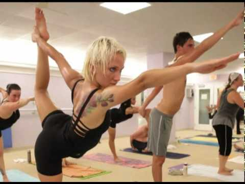 Bikram Yoga Shelton - 26 Poses in 2 minutes