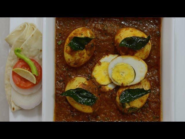sddefault Egg Curry   By Chef Sanjay Thumma