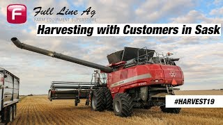 Combining with Customers (Harvest19)
