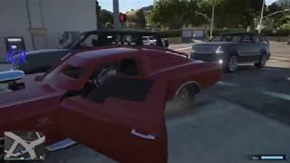 Grand Theft Auto V | LSPDFR | April Fool's zombie EMS 2018