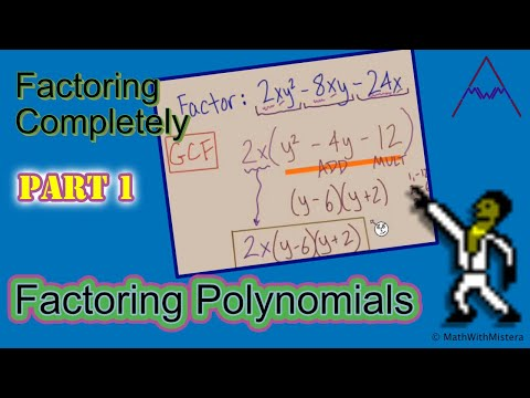 how to solve factored trinomials