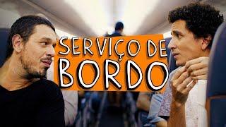 SERVIÇO DE BORDO