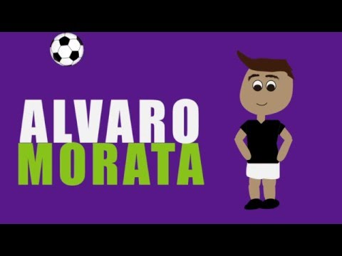 Inicios de Alvaro Morata (Parte 1)