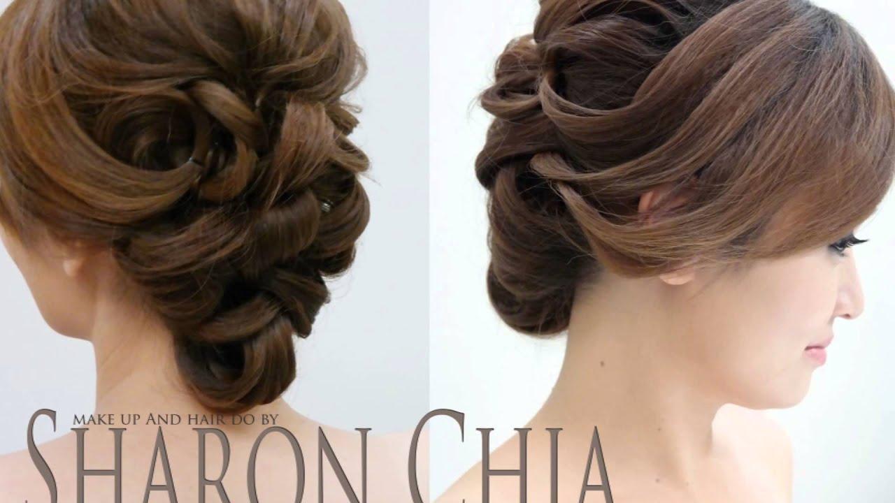 Korea Style Bridal Make Up Part 2 Youtube