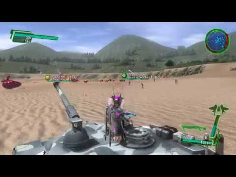 RoRiCon Plays: Earth Defence Force Live (1)