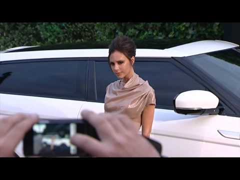 Victoria Beckham turns car designer