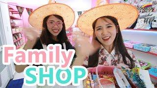 ĐI THĂM FAMILY SHOP CỦA CHỊ THƠ NGUYỄN VÀ MUA SẮM | 베트남 인기 유튜버 가게 놀러가기!(*충동구매주의*)