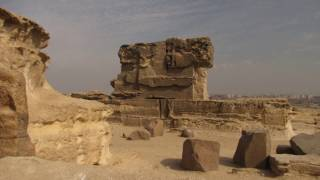 Egypt Traces of unknown technology