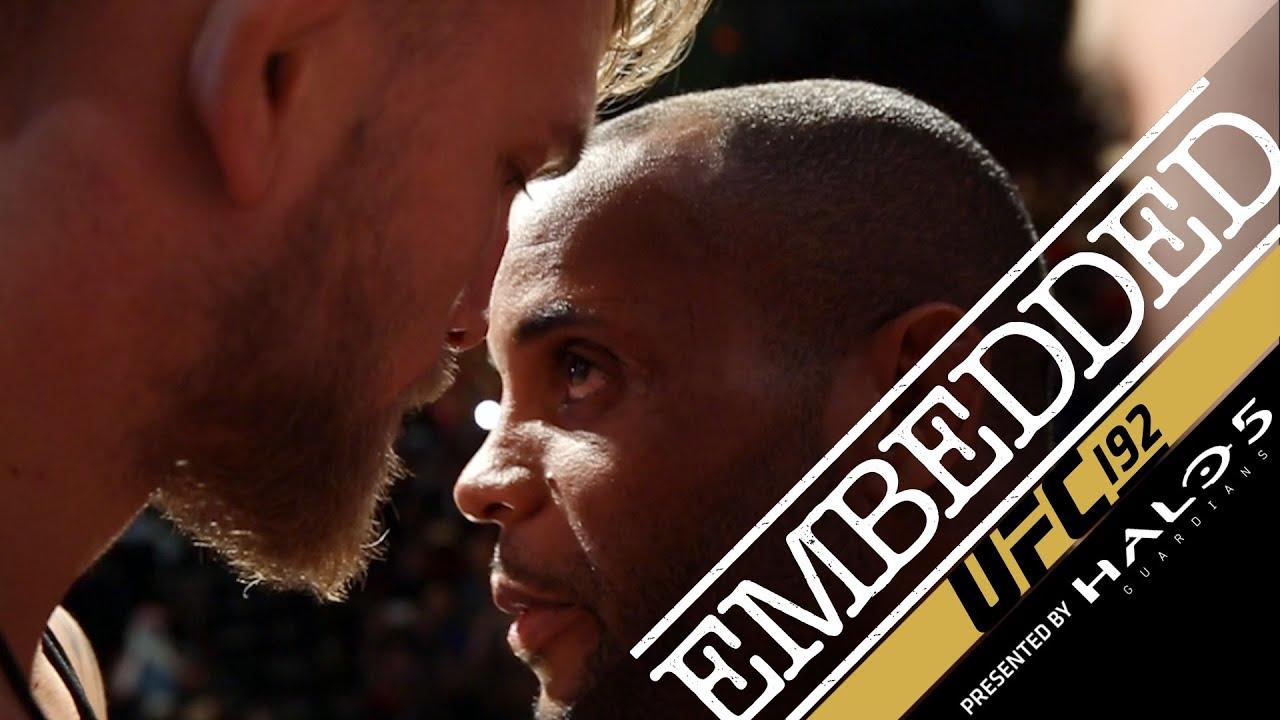 UFC 192 Embedded: Vlog Series - Episode 5