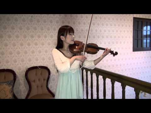 きゃりーぱみゅぱみゅ「にんじゃりばんばん」ヴァイオリン演奏/KYARY PAMYU PAMYU(KPP)