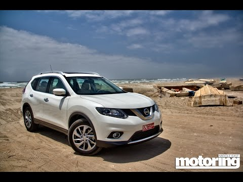 2015 Nissan X-Trail (Rogue) - good enough to beat RAV4 & CRV?