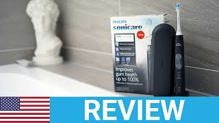 Philips Sonicare ProtectiveClean 5100 Electric Toothbrush Review - USA