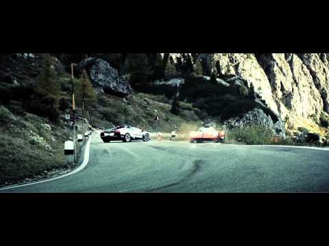 Need for Speed Hot Pursuit - Pagani vs Lamborghini live action Music Videos