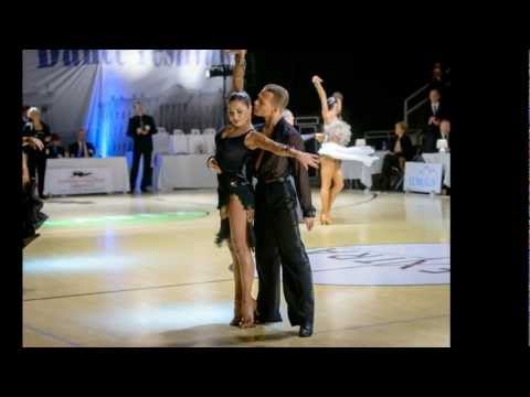 Helsinki Open WDSF 2012 latin slideshow