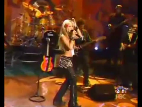 PAULINA RUBIO - CAN'T DANCE    -   SHAKIRA SHAKE THAT ASS