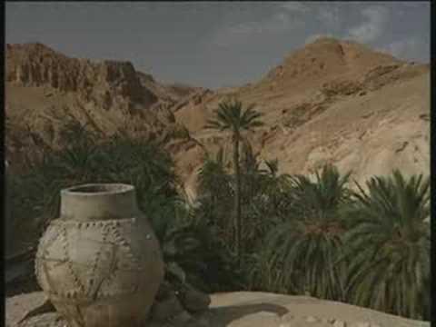 Tunisia - Desert Oasis - Salt Lake