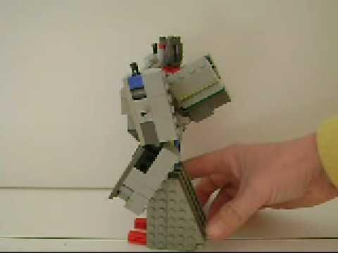 Lego Transformers - G1 Megatron