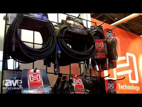 InfoComm 2014: Hosa Technology Differentiates Standard, Pro, and Edge Series Cables and Accessories
