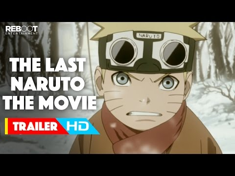 'The Last Naruto: The Movie Official Trailer (2015) Japanese Action Anime