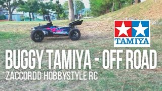 RC BUGGY TAMIYA - OFF ROAD