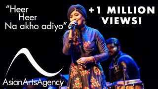 BEST OF HARSHDEEP KAUR SONGS 2018 | HEER LIVE | ASIAN ARTS AGENCY