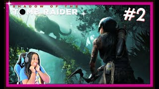 ROUND TWO?!? | Shadow Of The Tomb Raider Episode 2 Gameplay!!!