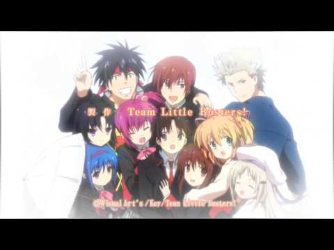 Little Busters! Anime TV Series Opening Full Song