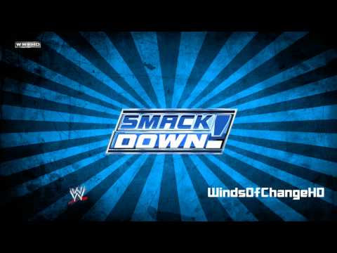 2004/2008: WWE Friday Night Smackdown Theme Song