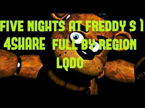 Descargar E Instalar Five Nights At Freddy's 1 [4share]full By Region Lqdo video