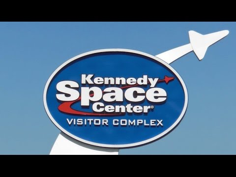Kennedy Space Center Visitor Complex - complete tour