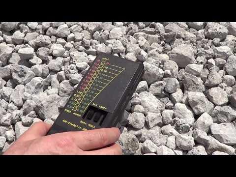 Дорога, измеряем радиацию