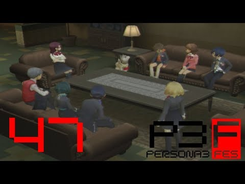 Let's Play Persona 3 FES (BLIND) Part 47: THE BEEZY JUGGLE BEGINS