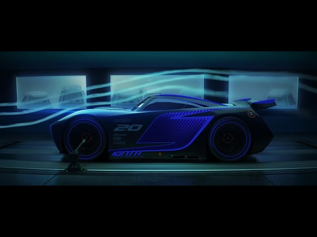 "Cars 3 - Official Trailer #2 - ""Next Generation"""