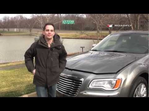 2012 Chrysler 300 Test Drive & Car Review with Ross Rapoport by RoadflyTV