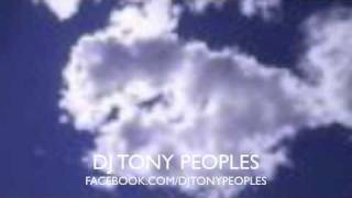 Gospel House Music / DJ Tony Peoples in Detroit Live Part 3