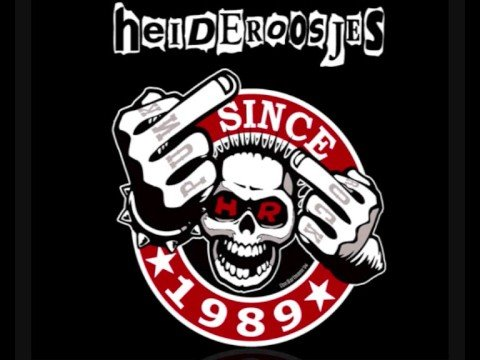 Heideroosjes - Not Mad (Fucking Angry!)