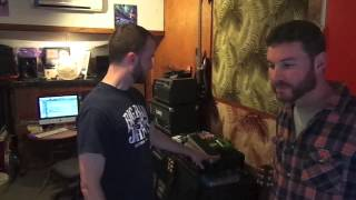 INTRONAUT - Studio Episode #2 (Guitars & Bass)