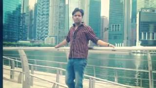 Bangla new song amar porane with kawsar