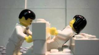 13 Days of Halloween Day 4: Lego Baby(ies)