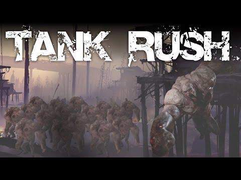 Left 4 Dead 2 - Tank Rush Mod