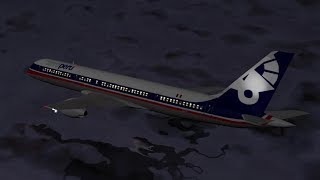 Boeing 757 Crash In The Pacific - Flying Blind - Aeroperú Flight 603