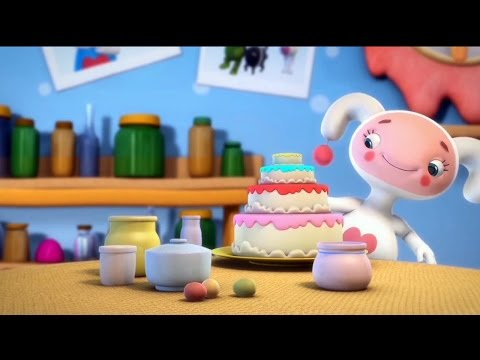 Бимы: Торт (4 Серия) - мультфильмы для самых маленьких