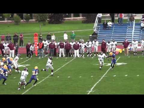 ILO NOBLE - Senior WR / RB / DB - ST Josephs Collegiate Institute Buffalo NY