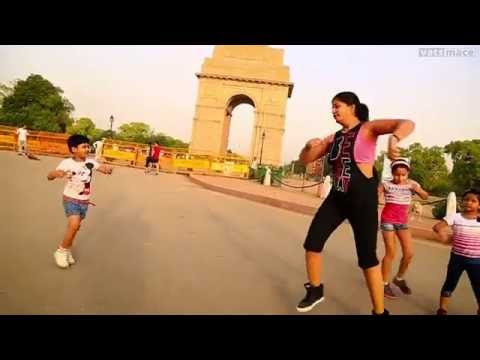 Crazy Love |  Zumba Kids