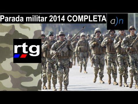 Gran Parada Militar Chile 2014 completo 16:9